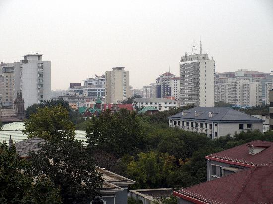 Dongjiao Minxiang Hotel: View from 7 floor