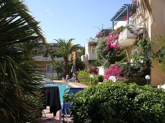 Hotel Ninemia: Litet, välskött och trivsamt