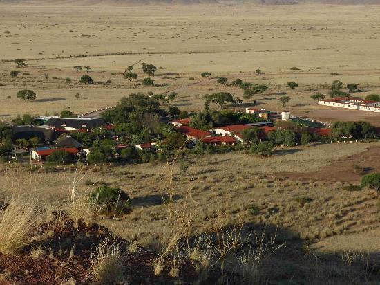 Namib Desert Lodge: Dessert Lodge Hauptkomplex