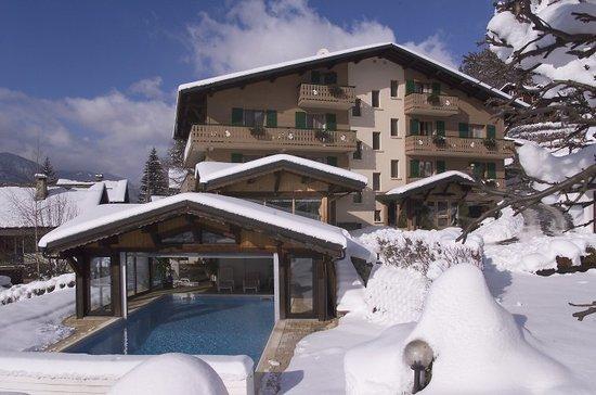 Hotel Hermine Blanche: hotel hiver