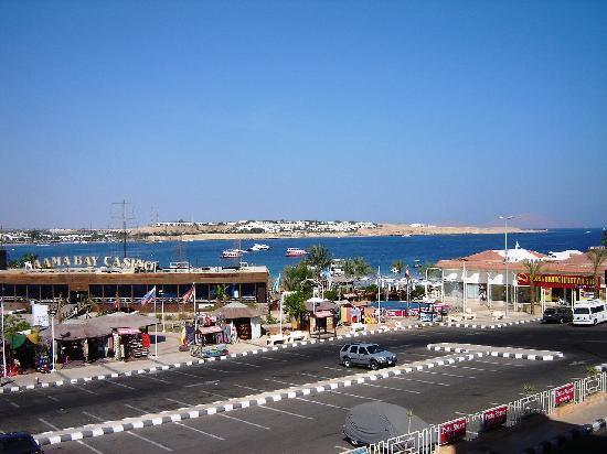 Helnan Marina Sharm: room view