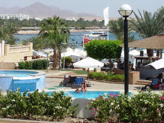 Helnan Marina Sharm: swimming pool