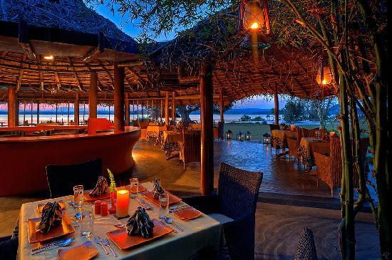 Orange County Resorts Kabini: Kuruba Grill - The Grills & Barbecue restaurant