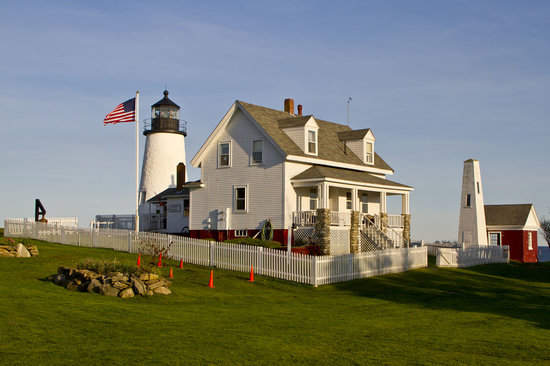 ‪Pemaquid Point Lighthouse‬