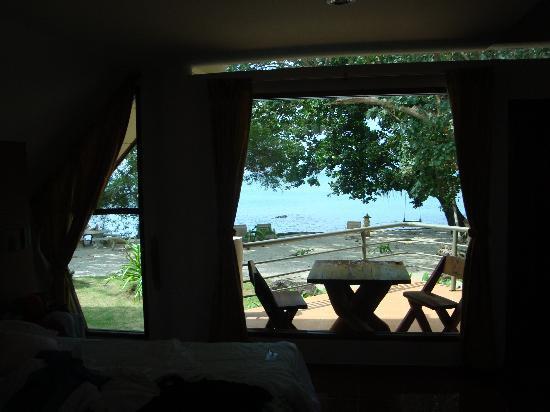 Chai Chet Resort: окно в номере