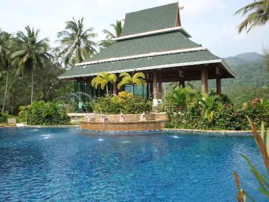 Chai Chet Resort: бассейн