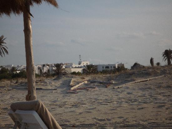 Yadis Djerba Golf Thalasso & Spa : à la plage...