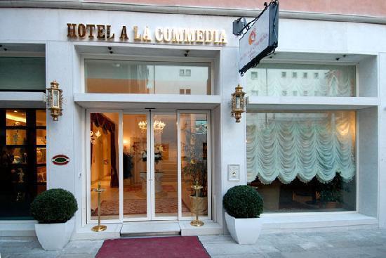 Hotel a La Commedia: hotel
