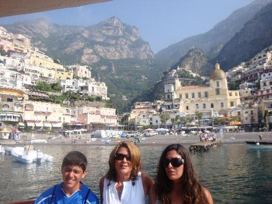 Noleggio barche Lucibello: Leaving Positano on one of their boats