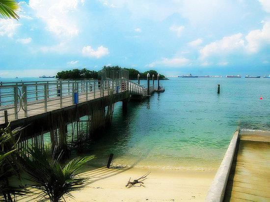 Pantai Siloso