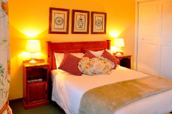 Shandon Lodge: Double Bedroom