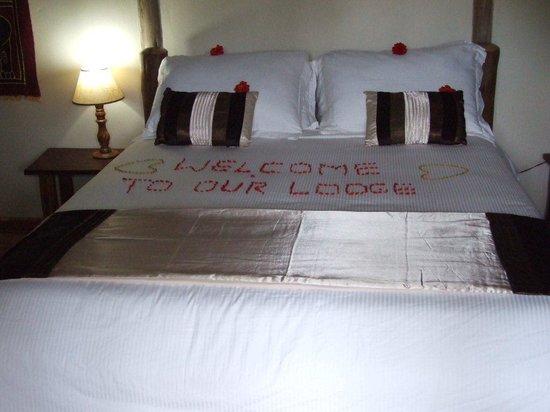 Gorilla Safari Lodge : the room