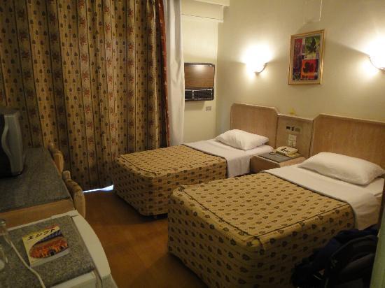 Emilio Hotel: 客室