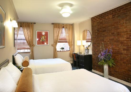 Cosmopolitan Hotel - Tribeca: Deluxe Double Double