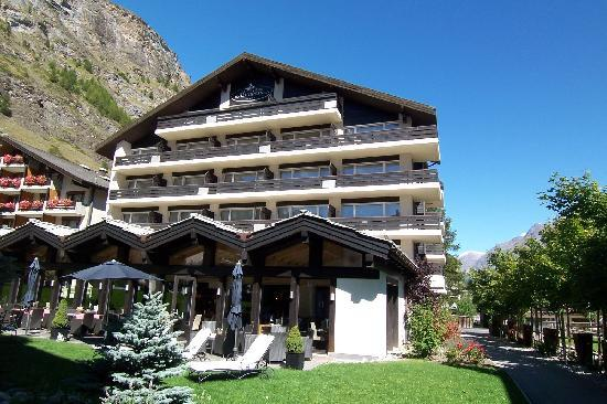 Le Mirabeau Hotel & Spa Zermatt: Hotel Mirabeau - Hotel