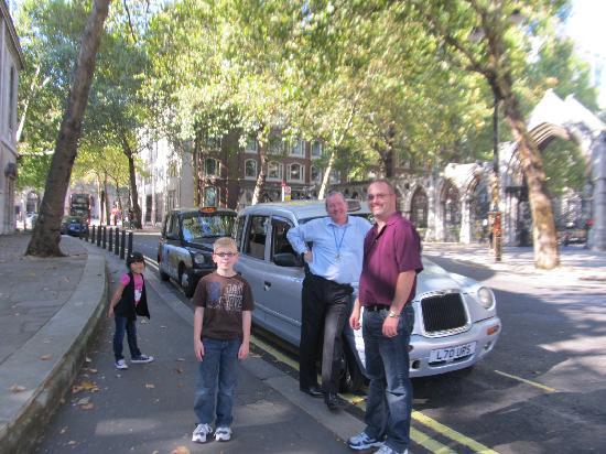 Bryan Gorin's Blue Badge Tours : A fantastic tour guide!