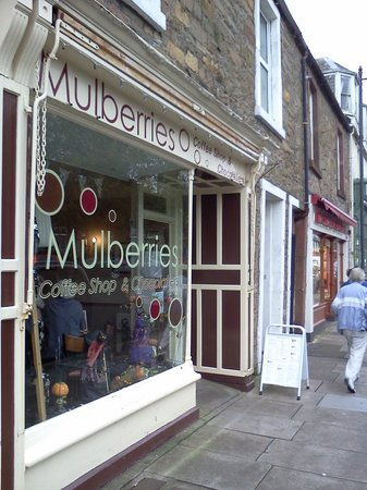 Mulberries Cafe Bar