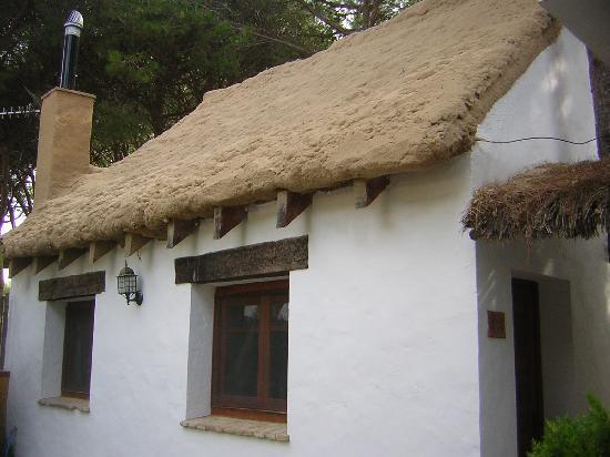 Casa Rural Los Pepe: chozo de la abuela con dos dormitorios