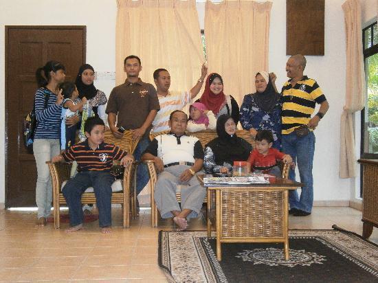 A'Famosa Resort Hotel Melaka: family photo -villa
