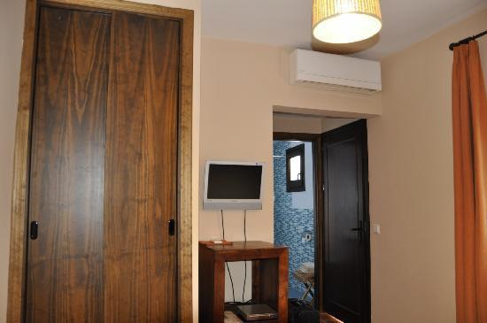 Boabdil Guesthouse: Desde la cama