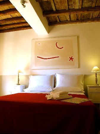 Blue Hostel: Lovely Bedroom