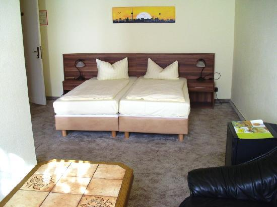 Hotel Pension Margrit: Zimmeransicht