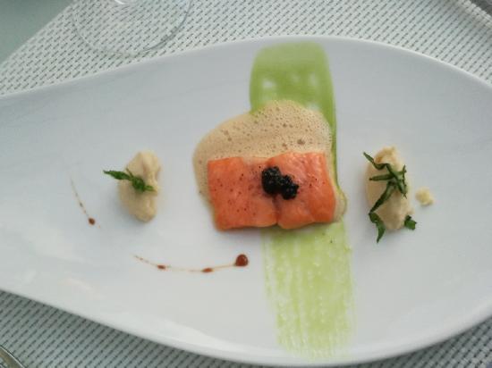 Restaurants Schoengruen: Fisch