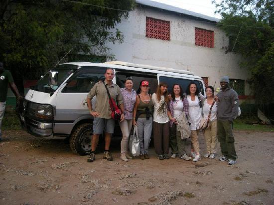 Safari Kenya Watamu - Day Tours: Partenza Safari