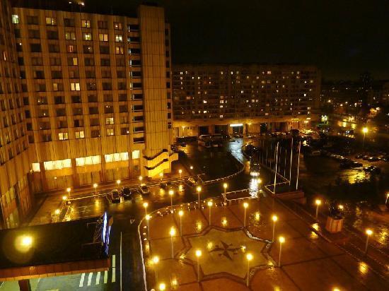Park Inn by Radisson Pribaltiyskaya St Petersburg: View from hotel room