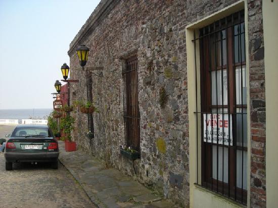 Barrio Historico: Una de las callecitas