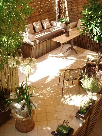 Sweet-Paradis : La Terrasse
