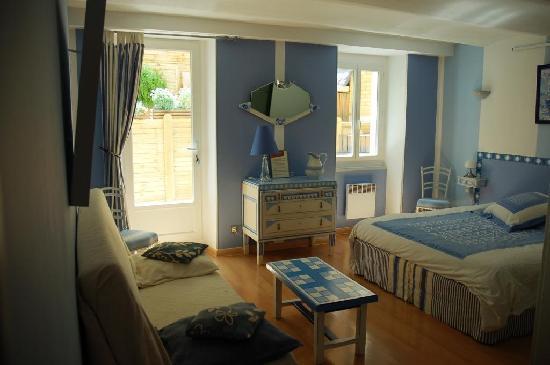 Sweet-Paradis : La Chambre Bleue 2ème Vue