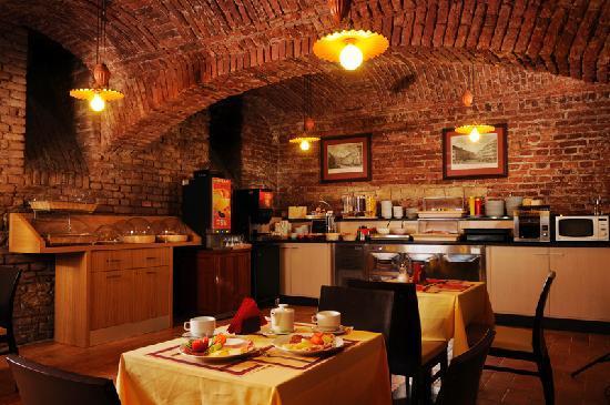 Hotel Praga 1 Prague Breakfast room