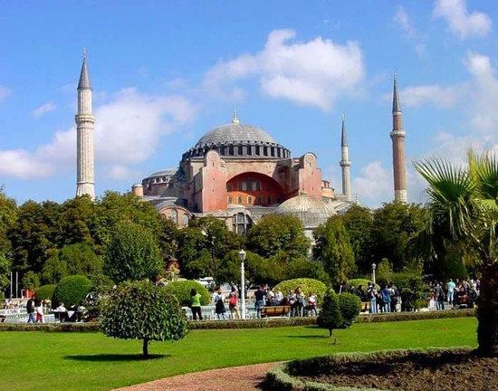 Daily Istanbul Tours: istanbul tours hagia sophia