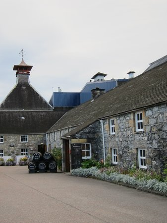 Westhill, UK: Glenfiddich Distillery
