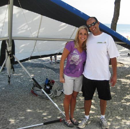 Hilton Fly Rio: DeHilton and I