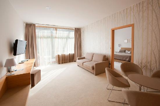 Hotel Spik Alpine Wellness Resort: Spik 4* (suite)
