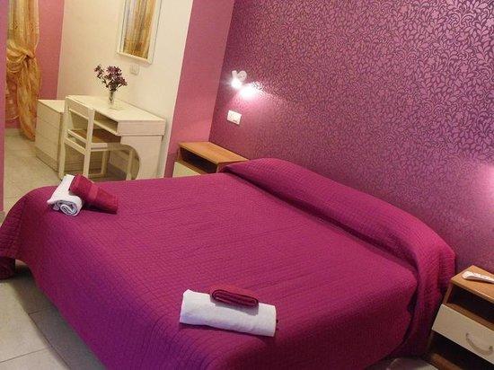 Minturno, Italië: camera 104 hotel la rosetta scauri