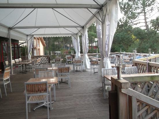 Best Western Golf Hotel Lacanau : repas
