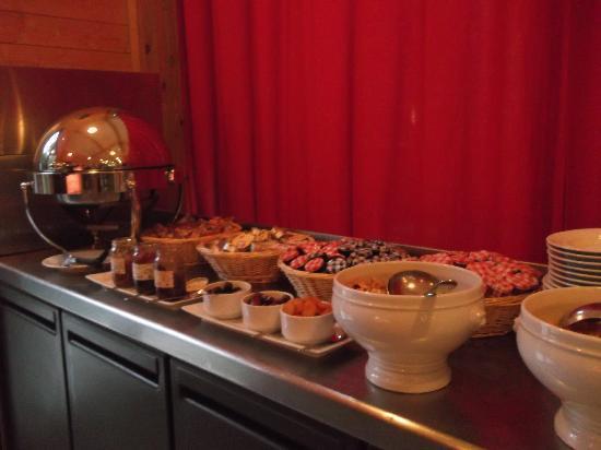 BEST WESTERN Golf Hotel Lacanau : petit déjeuner