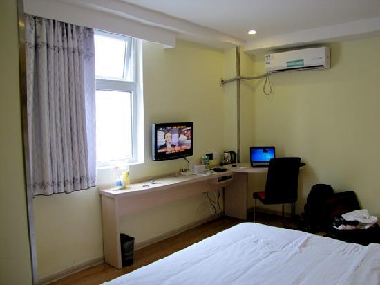 Bagui Express Inn : Room 3