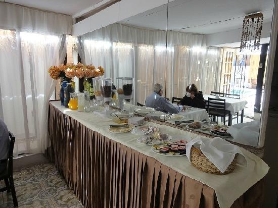 Hotel Geiser del Tatio: Desayuno