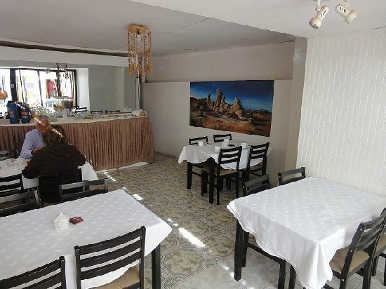 Hotel Geiser del Tatio: Comedor