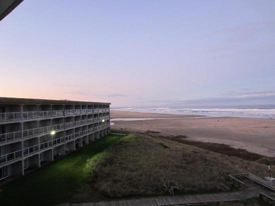 Driftwood Shores Resort & Conference Center: South facing view
