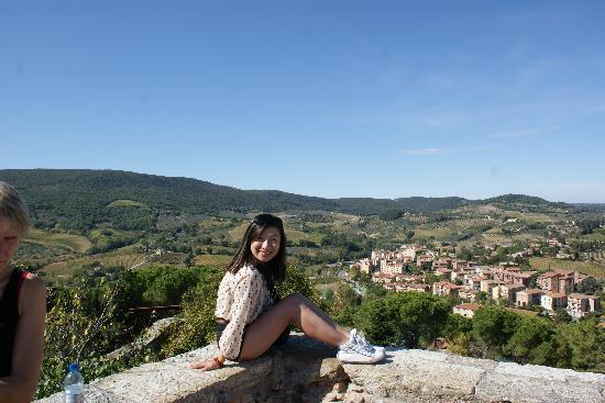 Podere Bellavista: San Gimignano