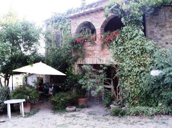 Castel del Piano, Italia: Casale