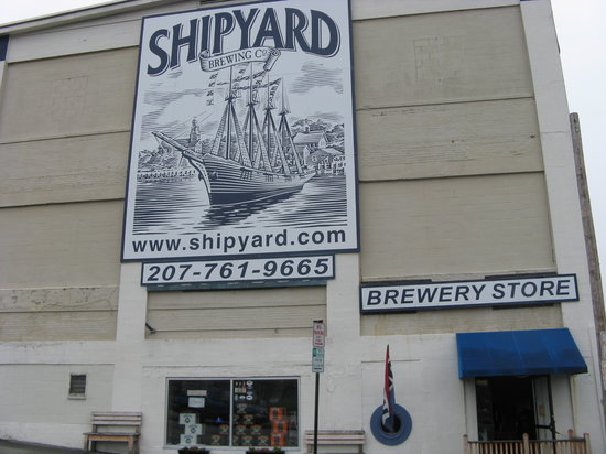 ‪Shipyard Brewing Company‬