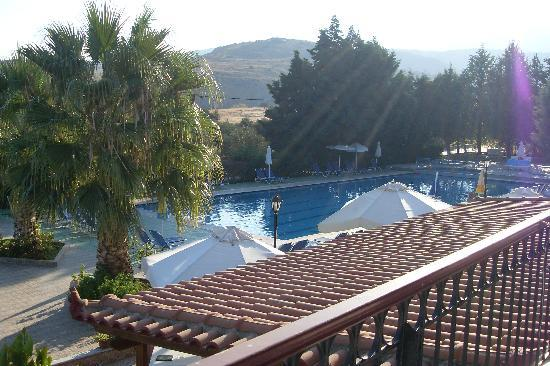 Marilena Hotel : view from balcony