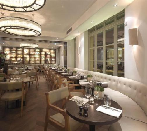 Photo of Modern European Restaurant The Botanist at No 7 Sloane Square, London SW1W 8EE, United Kingdom