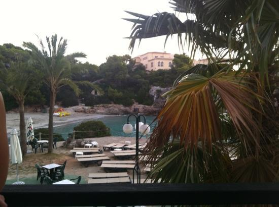 Barcelo Ponent Playa: view from room 181